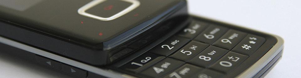Abbildung eines LG Handy (Chocolate)